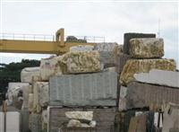 Our Stock Blocks of Imported Granite
