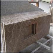Natural Stone Bathroom Vanitytops