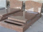G562 Maple Red Granite Monuments