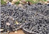 Black Basalt Cobble Stone