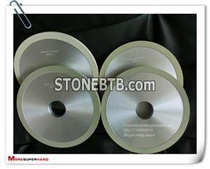 1A1 vitrified diamond bruting wheel for machining PCD&PCBN material