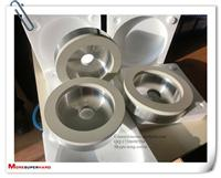 6A2 vitrified diamond grinding wheel for machining PCD&PCBN tools