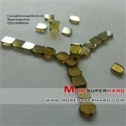 monocrystal diamond plate