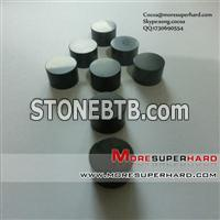 solid CBN inserts for machining gray cast iron and hardened steel