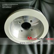 150*15*10*W40 cup-shaped vitrified diamond grinding wheel for PCD inserts