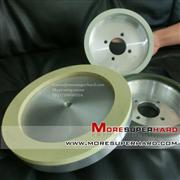 Flat Shape China Abrasive Vitrified Diamond Grinding Wheels