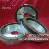 Resin diamond grinding wheel for carbide tools