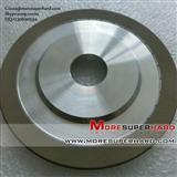 14F1 resin bond diamond bruting wheel for machining PCD&PCBN material Cocoa@moresuperhard.com