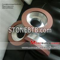 Resin bond CBN grinding Wheels for stainless steel