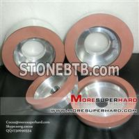 Resin bond CBN grinding Wheels for PCD and PCBN workpiece