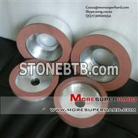 Resin bond CBN grinding Wheels for coarse grinding and finish grinding for metal materials