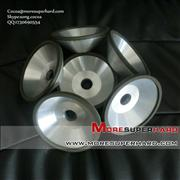 12A2 Resin bonded diamond grinding wheels for cermet materials Cocoa@moresuperhard.com