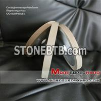 flat-shaped vitrified bonded diamond grinding wheel for tungsten carbide Cocoa@moresuperhard.com
