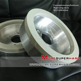 6A2 cup vitrified diamond grinding wheel for ceramic knives and other cutting tools Cocoa@moresuperhard.com
