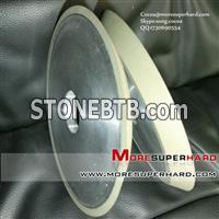 1V1 resin bond diamond grinding wheel for Oxide ceramic materials