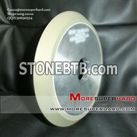 1V1 resin bond diamond grinding wheel for Magnetic materials