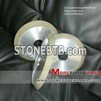 1V1 resin bond diamond grinding wheel for glass
