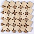Beige Noce Travertine Mosaic