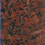 Santiago Red Granite