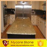 Brazil Golden Granite Kitchen Countertops