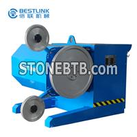 Bestlink Hot Selling Diamond Wire Saw Machine for Granite