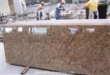 Giallo Veneziano Granite Prefabricated Kitchen Countertops