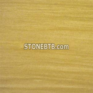Yellow color sandstone