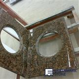 Baltic Brown Granite Bathroom Vanity Top