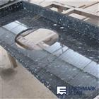 Emerald Pearl Granite Bathroom Vanity Top