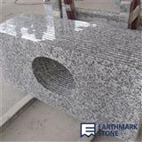 G439 Grey China Granite Bathroom Vanity Top