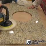 New Venetian Gold Granite Vanity Top for Bathroom Remodel