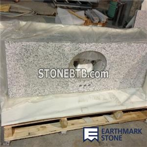 Tiger Skin White Granite Vanity Top Cheap Countertop