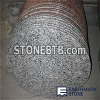 Bala White Round Granite Table Top