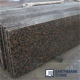Baltic Brown Granite Countertop for Kitchen Project