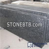 Blue Pearl Prefab Granite Countertop