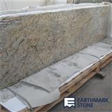 Diamond Flower Prefab Granite Countertop
