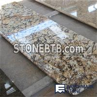 Golden Chocolate Granite Countertop