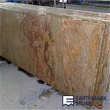Golden King Polished Granite Countertop