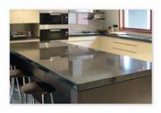 Black Granite kitchen benchtops