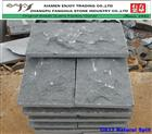 Olive Green Split Granite Wall Tiles G612