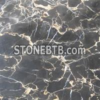 New Chinese Portoro Marble,Marble New Chinese Portoro,Marble Tile