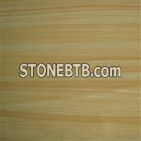 Yellow Wooden Sandstone(Straight Veins)