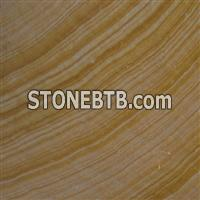 Yellow Wooden Sandstone(White Background)