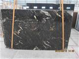 Cosmic Black Granite Slab
