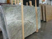 Rain Forest Green Granite Slab
