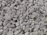 Natural Snow White Marble Gravel