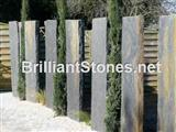 Black Slate Palisade/Pillar