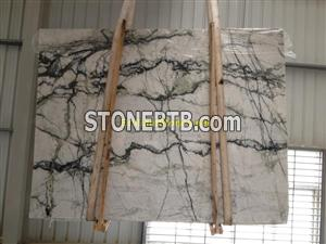 China Orchid Marble Slab