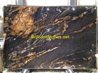 Brazil Magma Gold Granite Slab