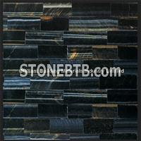 Blue Tiger Eyes Semiprecious stone